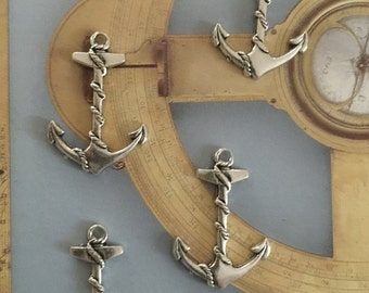 Finest Silver-Plate Anchors (1 pc)