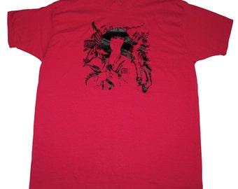 Patti Smith Shirt  1970s vintage