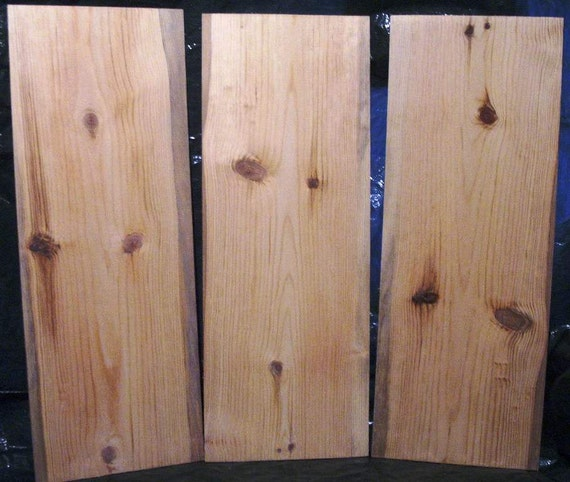 Thin rustic pine wood boards you pick the size