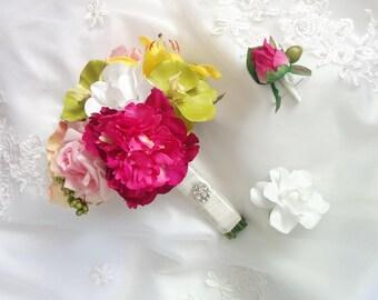 silk gardenia  etsy, Beautiful flower