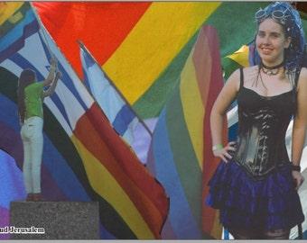 Proud Jerusalem Postcard