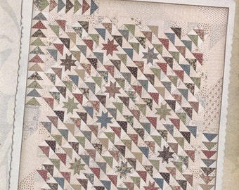 Due South quilt pattern by Miss Rosie's quilt Co.