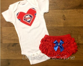 Phillies Girls Outfit
