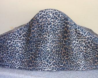 Leopard Print BIG SHOT/Big Kick Cover, Handmade, Supplies