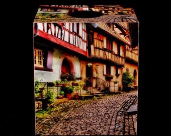 Tissue Box Cover Lane in Eguisheim
