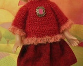 "Paprika Princess for Heartstring Grace 8"" Dinna Effner Doll by JDL Doll Clothes"