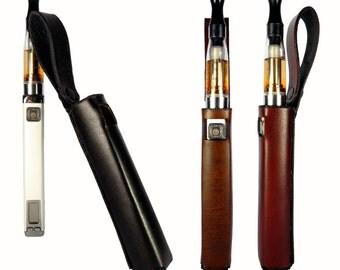 iTaste VV  V3 Leather E-Cig Holster