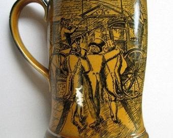 Vintage Musical  Beer Mug Harry Lime Theme