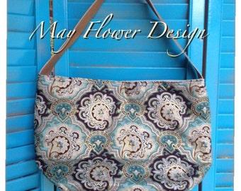Handmade Shoulder Bag / Small  Bag