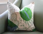 Christopher Farr Carnival Pillow Cover.