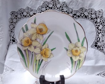 Royal Albert Daffodils saucer