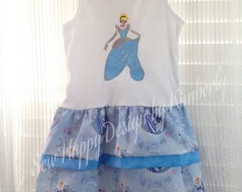 Cinderella Tank Top Dress