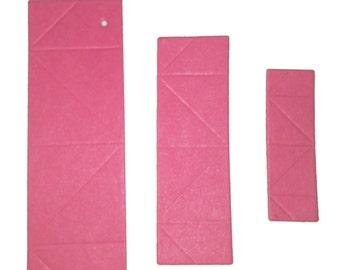 3D Origami  Paper  Pink