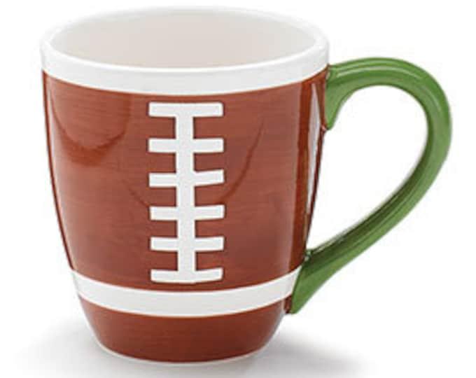 Sports Ball Ceramic Mug - Assorted styles