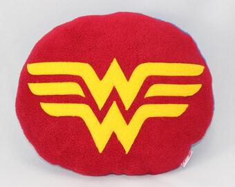 Wonder Woman Themed Cushion