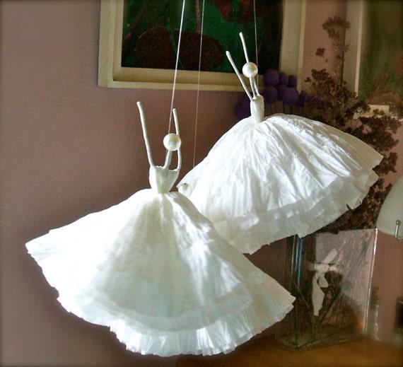 Home modern decor Ballerina ballet music dance Girls by