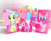 MLP Party paper bags