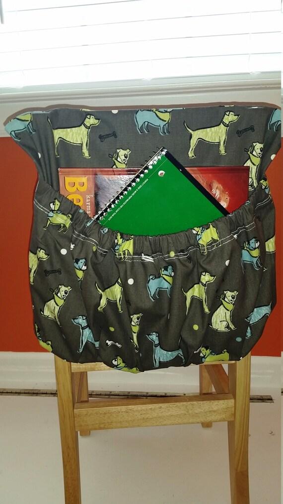 Ready 2 ship bandana dogs print kindergarten sized classroom