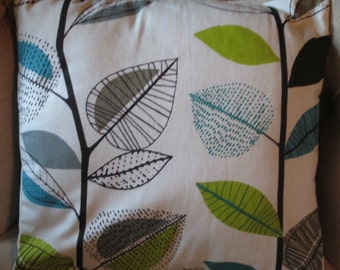 "Autumn Leaves Cushion Cover 16"" (no 3)"