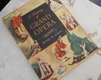 A Treasury of Grand Opera  Edited by Henry W. Simon  Copyright 1946