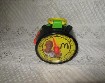 Michael Jordan Stopwatch From McDonalds