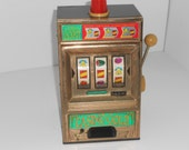 Slot Machine Vintage Slot Retro Games Working Slot Machine