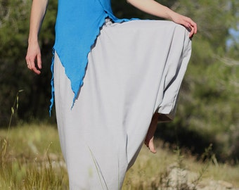 Harem Pants - Drop Crotch/ Low Crotch Pants, Aladdin,  Afghani Pants, Sarouel, Yoga Pants, Plus Size Pants - Regular - Tall - Men - Women