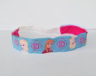Snow Princess Non Slip Headband
