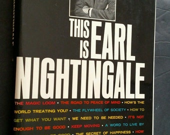 This is Earl Nightingale- Signed!