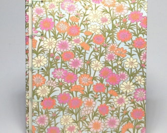 Flowering Garden Journal - Lined Pages