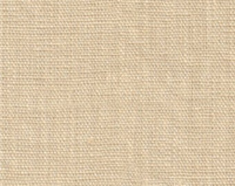 Light Tan Medium Weight Linen Fabric-15 yard bolt
