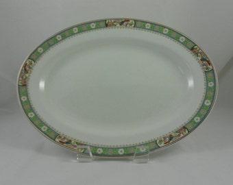 Vintage Johnson Bros JB745 11 Inch Serving Platter