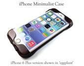 iPhone Leather Minimalist...