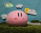 Medium Clannad Blushing Dango Plushie - Dango Daikazoku Plush - Cosplay Handmade Fiber or Mix stuffing