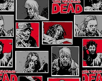 Springs - The Walking Dead - Zombie Characters