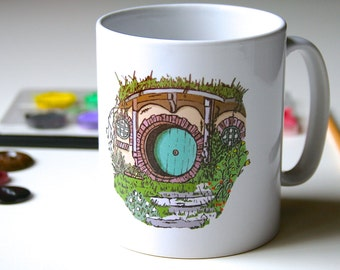 Bookish Mug Fantasy Mug Geeky Mug Book Worm