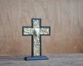 Cross decorated with Mouse