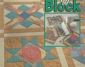 Block by Block  Techniques for Machine Quilting  Donaldson