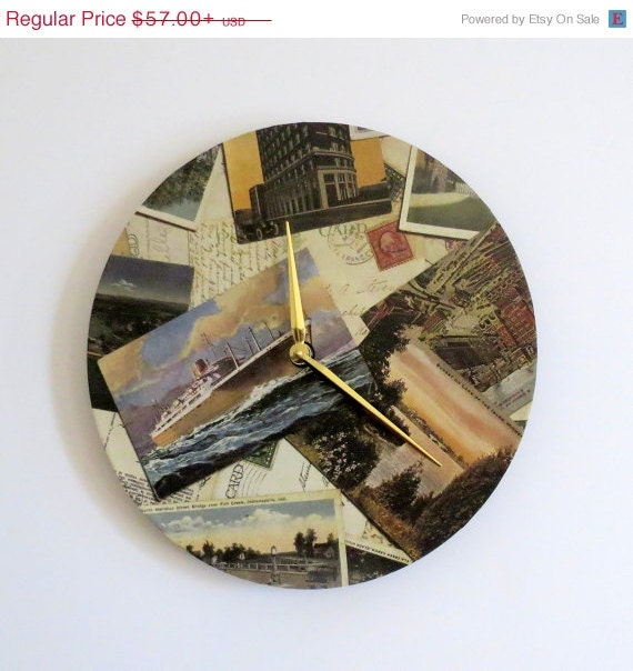 Clock sale unique wall clock cruise ship home decor by Unique clocks for sale