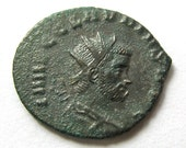 RESERVED - Ancient Roman Imperial Coin: Claudius II 268-270 CE (Over 1700 Years Old) - 009