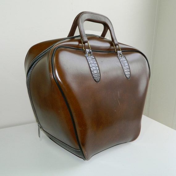 Vintage Bowling Ball Bags 26