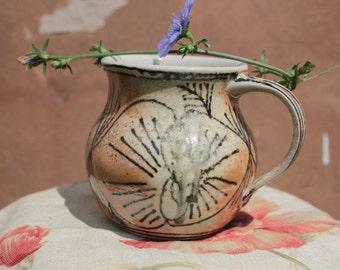 Wood ash landing Mug