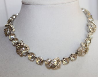 Vintage EISENBERG Choker Necklace