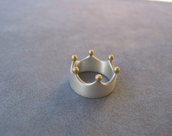 little crown ring