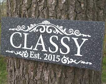 Engagement Gift: Wood Sign Wedding Gift Custom Sign Outdoor Sign Name Sign Personalized Sign Anniversary Man Cave  Acrylic LM