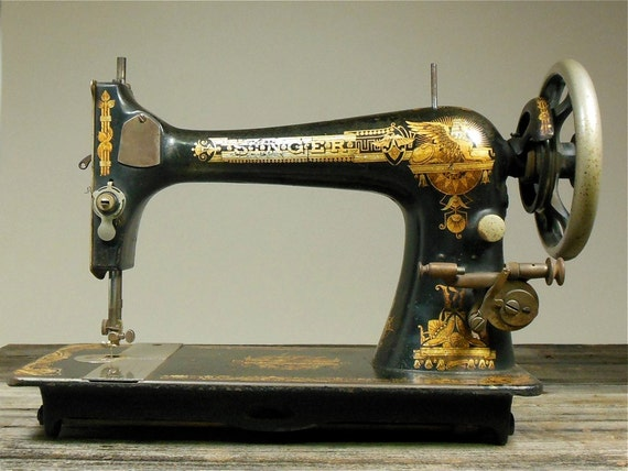 singer sewing machine age