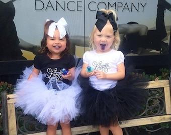 Tutu Skirt - Toddler Size 2T 3T 4T - Wedding - Ballet - Photo Shoot - CUSTOM COLORS