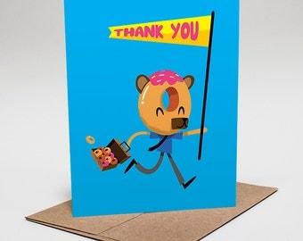 Thank You: Employment Bear