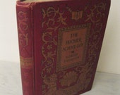 Antique Young Adult Novel - The Hoosier School-Boy - 1910 - Illustrated - Classic Fiction
