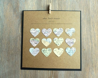 Atlas Heart Stickers